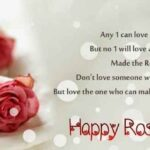 Happy Rose Day 2021 Image Facebook