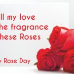 Happy Rose Day My Love Status Twitter