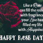 Happy Rose Day Sms For Girlfriend Facebook