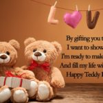 Happy Teddy Day Sms For Girlfriend Tumblr