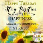 Happy Tuesday Morning Quotes Facebook
