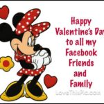 Happy Valentine Day Friends Images Facebook