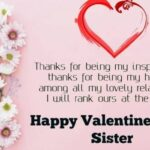 Happy Valentines Day Sister Images Facebook