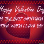 Happy Valentines Day To My Girlfriend Facebook