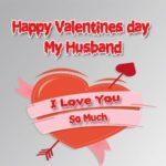 Happy Valentines Hubby