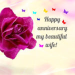 Happy Wedding Anniversary My Wife Facebook