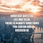 Hard Work And Positive Attitude Quotes Facebook