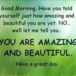 Have A Good Morning Quotes