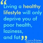 Healthy Living Quotes Tumblr