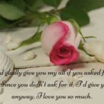 Heart Touching Good Morning Quotes For Girlfriend Facebook
