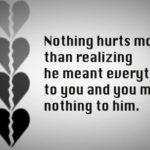 Heart Touching Quote I Almost Cried Pinterest