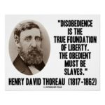 Henry David Thoreau Civil Disobedience Quotes Pinterest