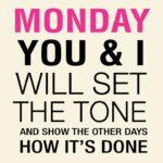 Hey Monday Quotes Pinterest