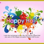 Holi Festival Wishes Facebook