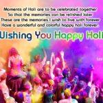 Holi Status Fb Facebook