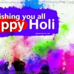 Holi Wishes In English Facebook