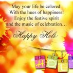 Holi Wishes In Kannada