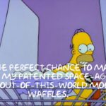 Homer Simpson Food Quotes