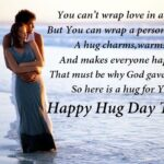 Hug Day Wishes For Wife Facebook