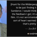 Hunt For The Wilderpeople Quotes