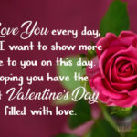 Husband To Wife Valentine Message Facebook