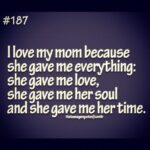 I Love My Mother Quotes Tumblr