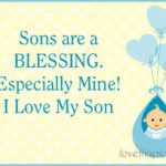 I Love My Son Quotes For Twitter