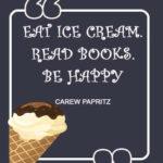 Ice Cream In Winter Quotes Facebook