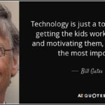 Ict Quotes Education Pinterest