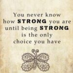 Illness Quotes And Strength