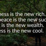 Inner Peace Is The New Success Quote Twitter