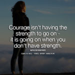 Inspiration For Strength And Courage Facebook