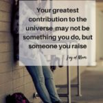 Inspirational Message For Single Mom Pinterest