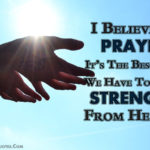 Inspirational Prayer Quotes
