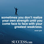 Inspirational Quotes About Life Struggles And Success Pinterest