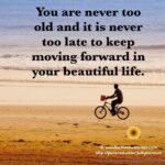 Inspirational Quotes About Moving Forward In Life Pinterest