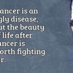 Inspirational Quotes For Someone Fighting Cancer Pinterest