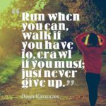 Inspirational Running Quotes