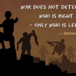 Inspirational War Quotes Pinterest