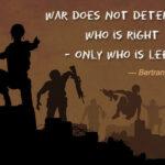 Inspirational War Quotes Pinterest