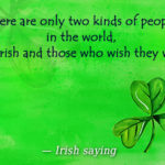 Irish Quotes About Strength