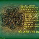 Irish Sayings About Family In Gaelic Pinterest
