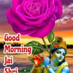 Jai Shree Krishna Good Morning Message Pinterest