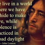John Lennon Quotes About Life Pinterest