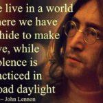 John Lennon Quotes About Life Pinterest