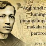 Jose Rizal Quotes About Education Twitter