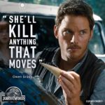 Jurassic World 2 Quotes Twitter