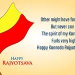 Kannada Rajyotsava Wishes In Kannada Language Twitter