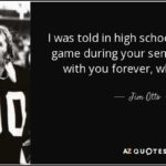 Last Football Game Quotes