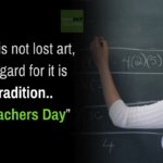 Latest Teachers Day Quotes